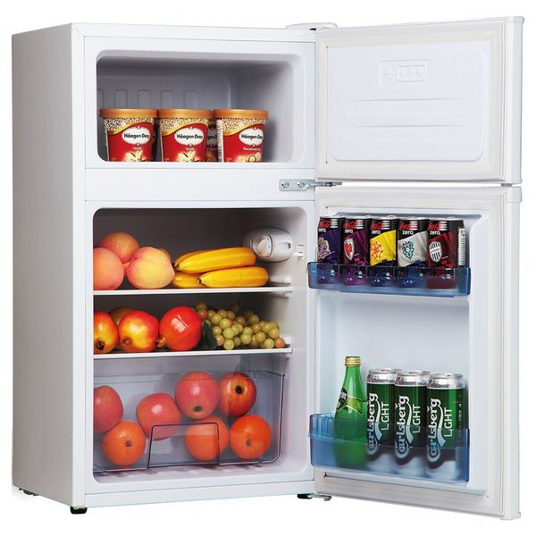 Amica Under Counter Fridge Freezer
