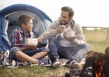 6 easy campfire recipes