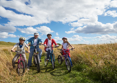 The best Lincolnshire cycle routes