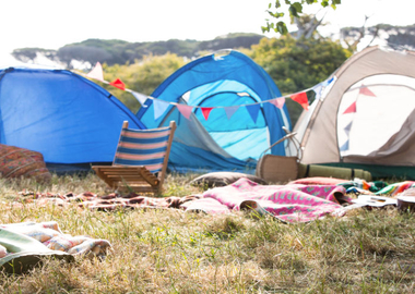 Festival camping accessory must-haves