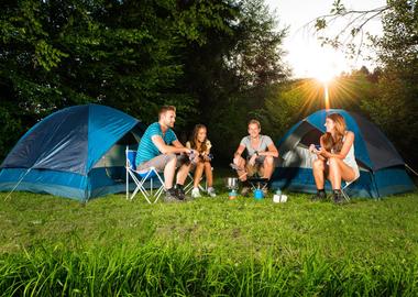 Summer camping checklist