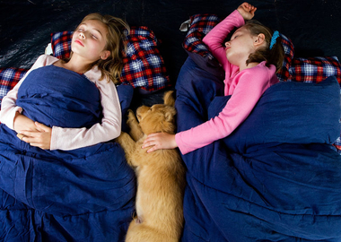 The complete guide to getting a good night's sleep while camping