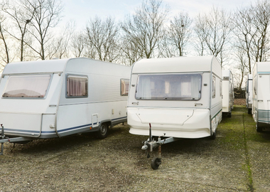 Touring caravan winter storage tips: our guide to everything you need to know
