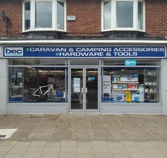BEC Mablethorpe store